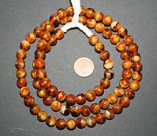 Cateye bohemian beads / Katzenauge Glas Perlen