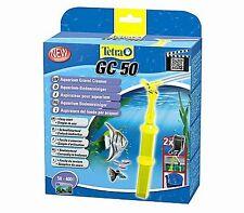 Tetra GC50 Aquarium Gravel Cleaner Easy Start Water Siphon 180cm Hose 50-400L