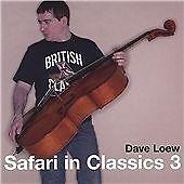 Safari in Classics 3, Dave Loew, Very Good CD
