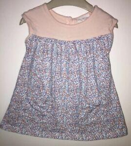 Girls Age 0-3 Months - Next 2018 Tunic Top / Dress