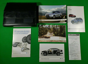 2015 SUBARU FORESTER OWNERS MANUAL OEM KIT X XS 2.5i LIMITED TOURING 2.0XT OWNER