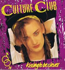 CULTURE CLUB Kissing To Be Clever 1982 UK 1st Pressing excellent