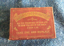 Vintage Salvation Army Unfailing Promises Box