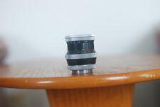 Pizar 26mm f1.9 C mount Lens for Bolex H16, Sony New,Canon,Nikon