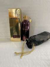 Montale Aoud Greedy EDP 100ML/3.1/3 OZ Sprayed Once With Box