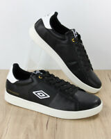 Umbro Chaussures sportif Sneakers Lifestyle Manchester UK Noir