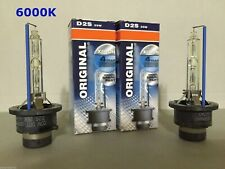 2PCS NEW D2S 66240 66040 6000K OEM HID XENON LIGHT BULBS SET FOR OSRAM