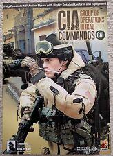 HOT TOYS 1/6 Scale Military Figure CIA GOI Commandos NEW