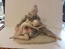 Ballet Couple Fine Porcelain Figurine  *