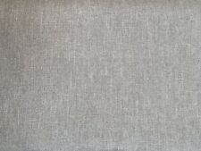 Hard Wearing Linen Chenille Sofa Furnishing Fabric Curtain Material 145cmWide