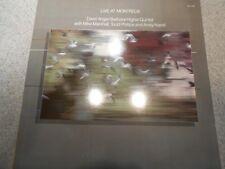 DAROL ANGER  BARBARA HIGBIE QUINTET   LIVE AT MONTREAUX   LP     505