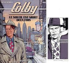 BLANC-DUMONT COLBY #2 EO+EX-LIBRIS 200 ex. n°/signés