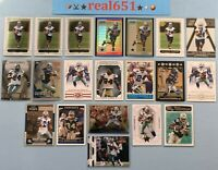 2005+ MARION BARBER III Rookie-SP-Base Lot x 20 | Bowman Chrome Red Refractor RC