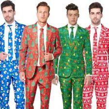 Disfraces de hombre de poliéster, Navidad