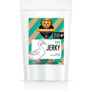 Darby's Dog Bakery & Deli Duck Jerky meat chew dog treats 100g