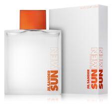Jil Sander SUN MEN eau de toilette 4.2 oz 125 ml  new in box sealed authentic