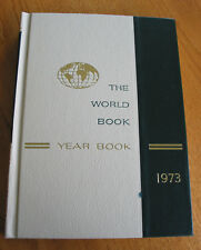The World Book Year Book Encyclopedia 1973 Review of Events