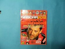 Sports Illustrated Presents NASCAR 2012  Tony Stewart on cover