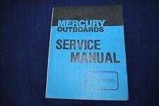 Mercury Outboard Service Manual 3.6hp 90-89156