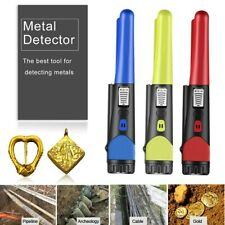Pointer Metal Detector Waterproof Pro Pinpointer Gold Digger for Garden Detect