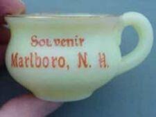 Early Custard mini chamber pot Marlboro New Hampshire
