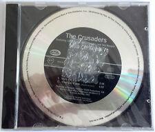The Crusaders  Viva De Funk  Rare Two Track Promotional CD Single