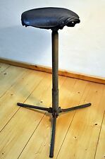 Sprung Rotatable Stool Bauhaus Age Original Condition Industrial Design