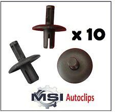 10 x AUDI passage de roue doublure clip fastener rétention expansion Rivet 4d0-807-300