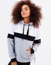 Genuine Pe Nation Womens Fly Ball Jumper Pullover Hoodie Active Sweatshirt SZ L