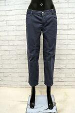 2531d50dd073 Pantalone Corto Jeans Donna SIVIGLIA Taglia 32 46 Pants Woman Cotone  Elastico