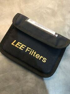 LEE FILTERS 0.9 D HARD GRAD FOR 100 mm SYSTEM WITH POUCH