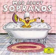 Mad About Sopranos Giuseppe Sinopoli [Conductor], Herbert von Karajan [Conducto