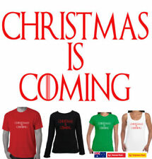 Unbranded Christmas Regular Size T-Shirts for Men