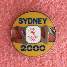 Pins SYDNEY 2000 Jeux Olympiques J.O. O.G. Olympic Games Pins Less 5000