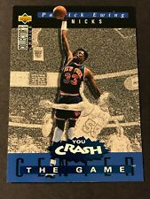 1994 Upper Deck You Crash the Game Patrick Ewing #S4 2,000 Points
