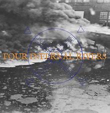 Tom Carter and Pat Murano : Four Infernal Rivers VINYL (2014) ***NEW***