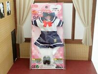 [ELLY DOLL Dress & Clothes] High School Uniform SAILOR (for 22cm Dolls) JAPAN
