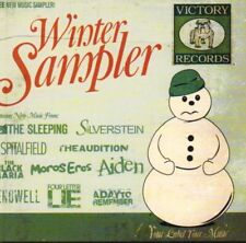 Various Pop Rock(CD Album)Winter Sampler-Victory-UK-2006-VG