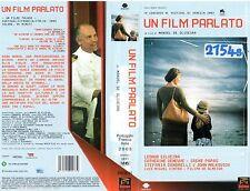 Un Film Parlato (2003) VHS Mikado Video 1a Ed.  Manoel De Oliveira - Rara