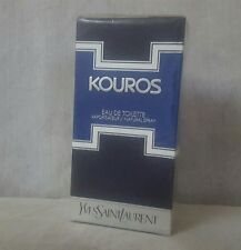 Yves Saint Laurent KOUROS eau de toilette 50ml spray, OLD FORMULA.