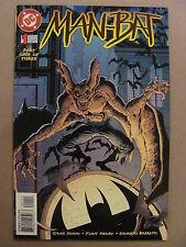 Manbat #1 DC Comics 1996 Series 9.4 Near Mint