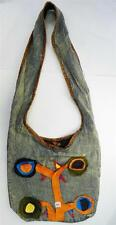 T394 FASHION TRENDY SHOULDER STRAP COTTON BAG  MADE IN NEPAL
