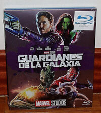 GUARDIANS GALAXY SLIPCOVER BLU-RAY NEW SEALED ACTION (UNOPENED)R2