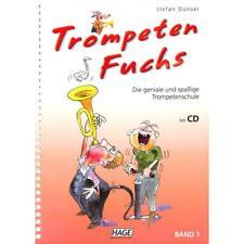 Trompeten-Fuchs Band 1 - Trompetenschule (+CD) 3801 - 4026929915054