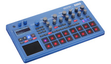 Korg Electribe Synthesizer Music Production Station Synth & Sequencer (Blue)