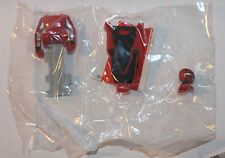 Bandai Power Rangers Sentai Gokaiger Gobuster Red Ranger Key Unused