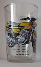 Verre à moutarde MOTO – YAMAHA 500. VM1085