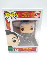 Funko Pop! Movies: Mulan - Mulan Vinyl Figure 629