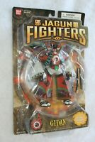 Bandai Jagun Fighters - Gidan New PVC Action Figure Unopened 2003