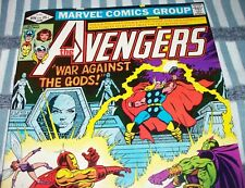 The AVENGERS #220 with THOR & DRAX the Destroyer from June 1982 in F/VF con. DM